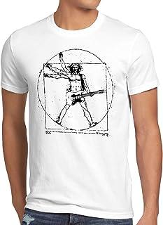 style3 Da Vinci Rock Camiseta para Hombre