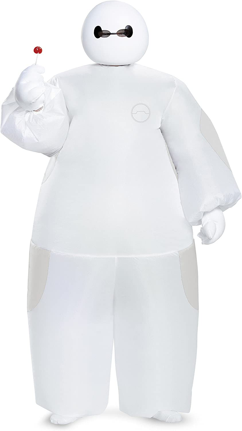 Boys White Big Hero Inflatable 5% OFF Costume Factory outlet 6 Baymax