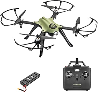 Altair Aerial Blackhawk Long Range & Flight Time Drone w Camera Mount (GoPro Hero3 and Hero 4 Compatible) Extreme Speed & Handling, Heavy Duty Construction, Powerful Quadcopter, Lincoln, NE Company!