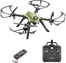$119 Get Altair Aerial Blackhawk Long Range & Flight Time Drone w Camera Mount (GoPro Hero3 and Hero 4 Compatible) Extreme Speed & Handling, Heavy Duty Construction, Powerful Quadcopter, Lincoln, NE Company!