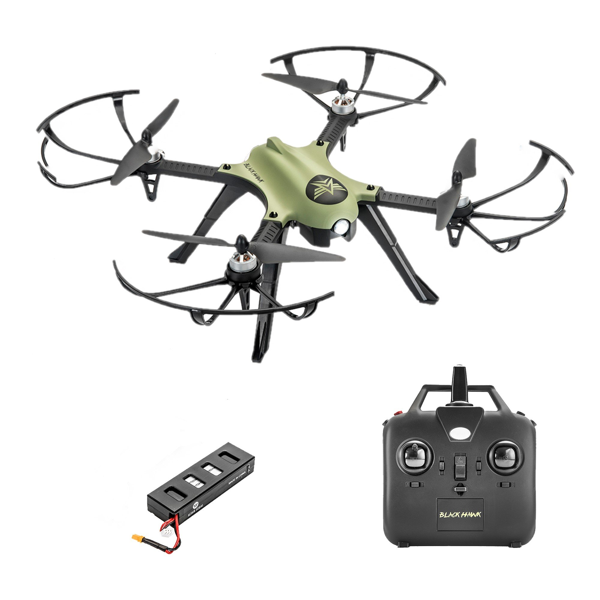Altair Aerial Compatible Construction Quadcopter