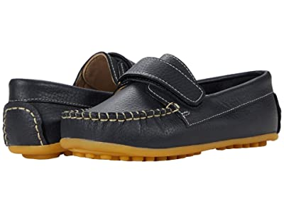 Elephantito Lukas Strap Loafer (Toddler/Little Kid/Big Kid) (Blue 1) Boy