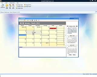 contact management and scheduling software