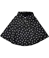 Moschino Kids - Cape w/ All Over Logo Print (Big Kids)