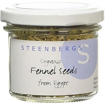 Steenbergs Organic Fennel Seed 40 g