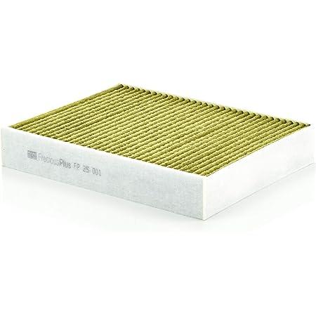 Original Mann Filter Innenraumluftfilter Fp 25 001 Freciousplus Biofunktionaler Pollenfilter Für Pkw Auto