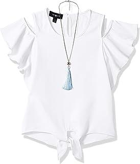 6de8dcc50b6793 Amazon.com  Big Girls (7-16) - Tops   Tees   Clothing  Clothing ...