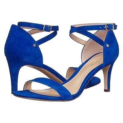 LAUREN Ralph Lauren Glinda (Cosmic Blue Suede) Women