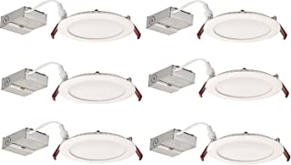 Lithonia Lighting (Pack of 6) 13.6W Ultra Thin 6