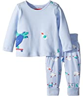 Joules Kids Applique Two-Piece Set (Infant)