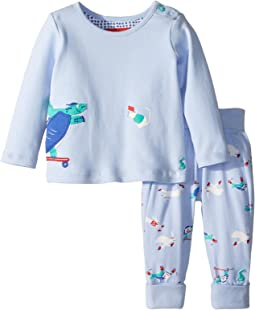 Applique Two-Piece Set (Infant)