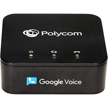 Obihai OBi200 1-Port VoIP Adapter with Google Voice and Fax Support for Home and SOHO Phone Service, Black
