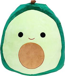 "Squishmallows Official Kellytoy 8"" Avocado - Ultrasoft Stuffed Plush Toy"