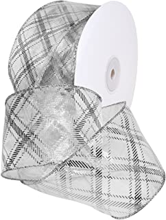 Best wired polyester ribbon Reviews