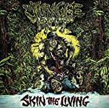 Jungle Rot: Skin the Living (Re-Release) (Audio CD (Re-Issue))