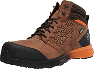 Timberland PRO Women's Reaxion Athletic Composite Toe Work Shoe Industrial Boot