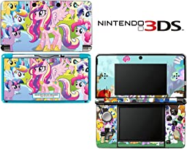 My Little Pony Friendship is Magic Princess Decorative Video Game Decal Cover Skin Protector for Nintendo 3Ds (not 3DS XL)