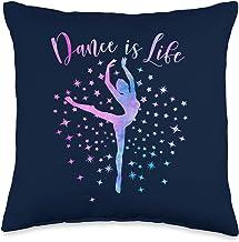 Dance Throw Pillows