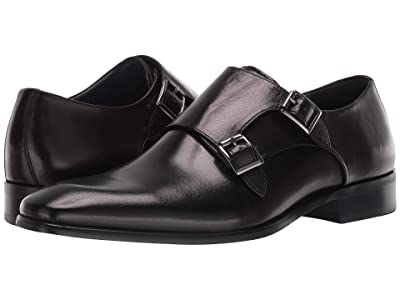 Steve Madden Beaumont Loafer (Black Leather) Men
