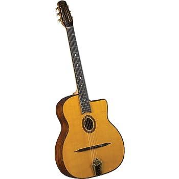 Gitane Gypsy Jazz Guitars John Jorgenson DG-300 - Guitarra ...