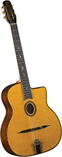 gypsy jazz acoustic guitar