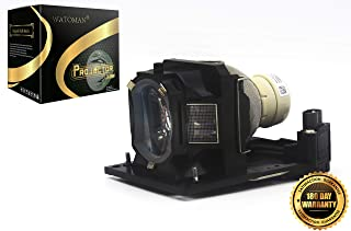 Watoman DT01433 Original Replacement Projector Lamp with Housing for Hitachi CP-AW2505 CP-AX2503 CP-AX2505 CP-BX301WN CP-TW2505 CP-WX3042WN CP-EX250 CP-EX250N CP-EX300 CP-EX300N Projectors