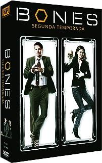 Bones Temporada 2 [DVD]