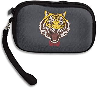 Yuri Plisetsky Tiger Coin Purse,wallet Change Purse With Zipper,Mini pouch Phone Pouch Cosmetic Bag Cute Portable Bag Coin Bag