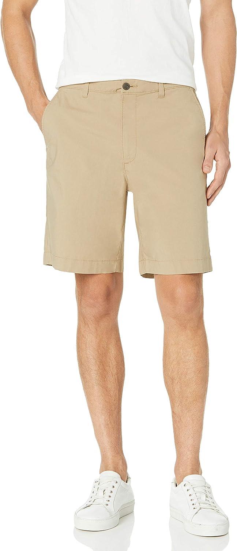 Amazon Essentials Hombre Pantalón corto elástico y ligero de ajuste normal de 23 cm
