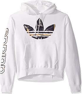 Men's Watercolor Hooded Sweatshirt
