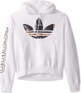 adidas Originals Men's Watercolor Hooded Sweatshirt