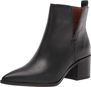 حذاء Darona Western للنساء من Franco Sarto أسود، 7. 5