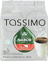 TASSIMO Nabob 100% Colombian Coffee, 14 T-Discs, 110G