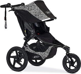 Best BOB Revolution Flex 2.0 Jogging Stroller - Up to 75 pounds - UPF 50+ Canopy - Adjustable Handlebar, Lunar Review