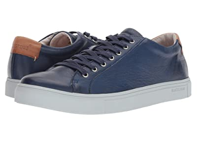 Blackstone Low Sneaker NM01 (Ink Navy) Men