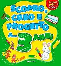 Permalink to Scopro, creo, progetto a… 3 anni. Ediz. illustrata PDF