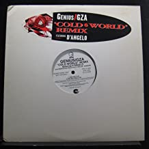 Genius / GZA Featuring D'Angelo - Cold World (Remix) - Lp Vinyl Record
