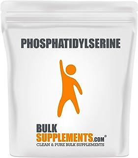 Sponsored Ad - Bulksupplements Phosphatidyl Serine Powder (100 Grams)