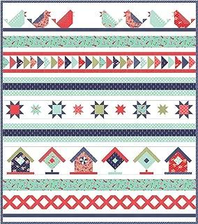 Bonnie & Camille Early Bird Songbird Quilt Kit Moda Fabrics KIT55190