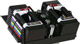 Best PowerBlock Personal Trainer Set, 5 to 50 Pounds per Dumbbell Review