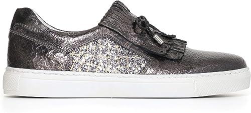 Nero giardini  sneakers donna in pelle A719520D 105