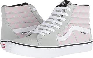 [VANS(バンズ)] メンズスニーカー?靴 SK8-Hi Pro (Checkerboard) Smoke/Violet Ice 9.5 (27.5cm) D - Medium [並行輸入品]