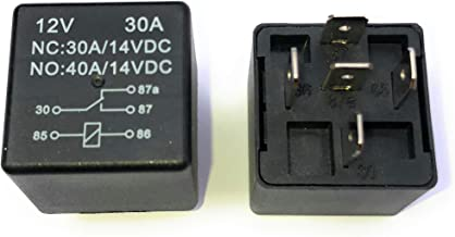 CSS Auto Electric, Power Trim And Tilt Relay 584416 586224 18-570 Fits Johnson Evinrude Outboard Marine Corp Omc(Pack Of 2)