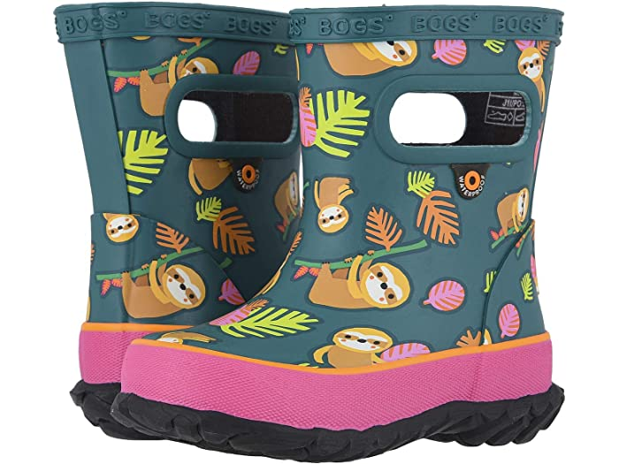 Bogs Baby Bogs Pansy Boot /& Drying Towel Bundle