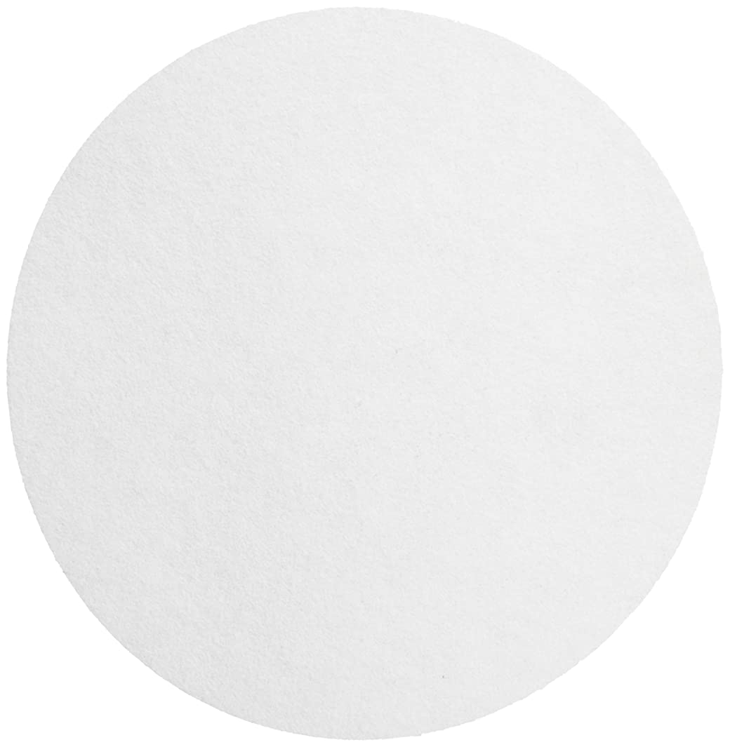 Whatman 10300120 Ashless Quantitative Filter Paper, 240mm Diameter, 4-12 Micron, Grade 589/2 (Pack of 100)