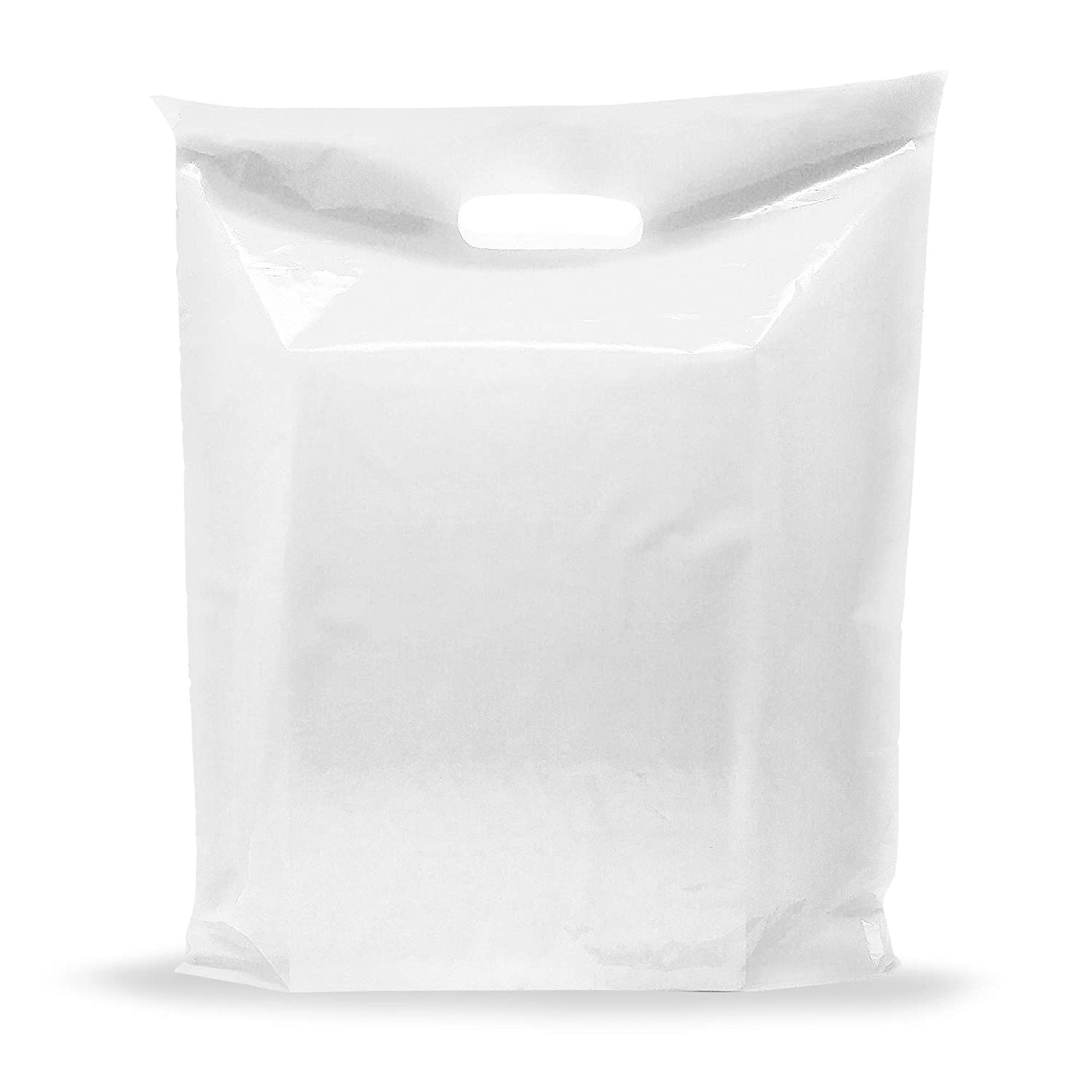 Extra Large White Merchandise Now free 2021 autumn and winter new shipping Bags Perfect Glossy - Plastic for