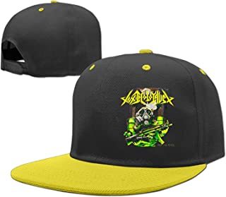 Municipal Waste Toxic Holocaust Rock Punk Baseball Caps Boys Caps