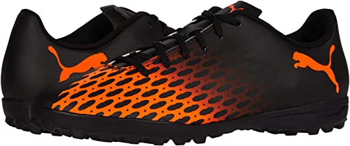 Puma Black/Shocking Orange