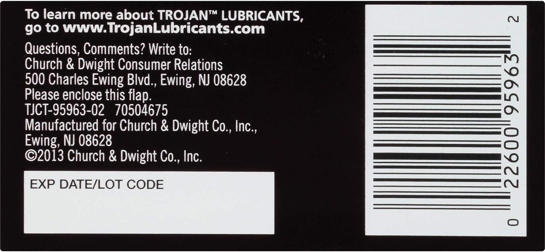 Manufacture date code trojan Zippo
