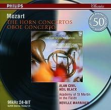 Mozart: Oboe Concerto in C, K.314 - 1. Allegro aperto